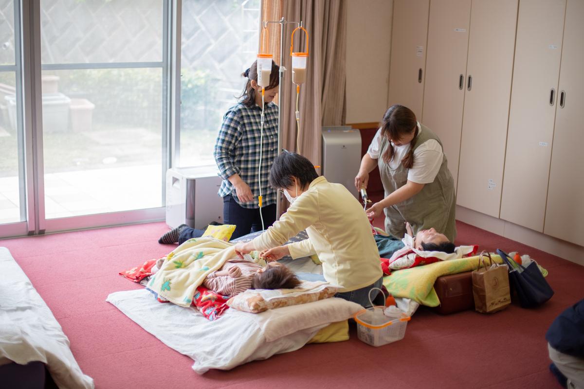 障害者支援施設の看護スタッフ(芦名/ゆう)