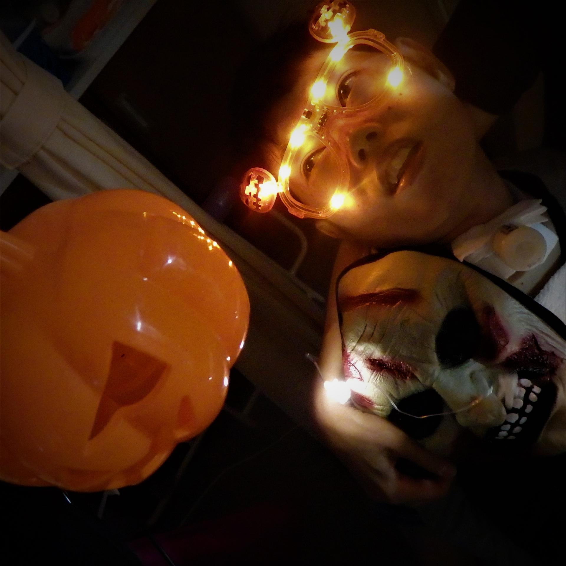 リアルに怖いハロウィンのリハーサル!!