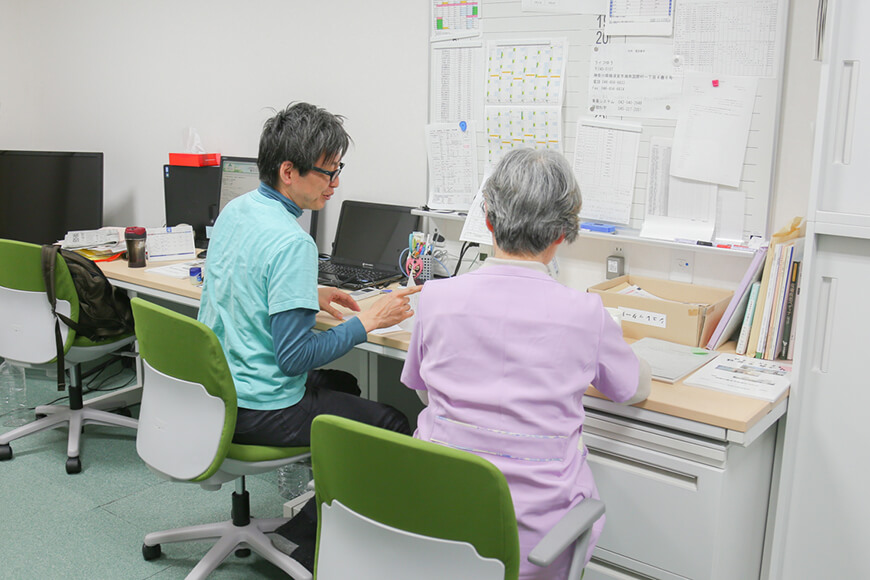 障害者支援施設の非常勤医師(湘南国際村/ライフゆう)