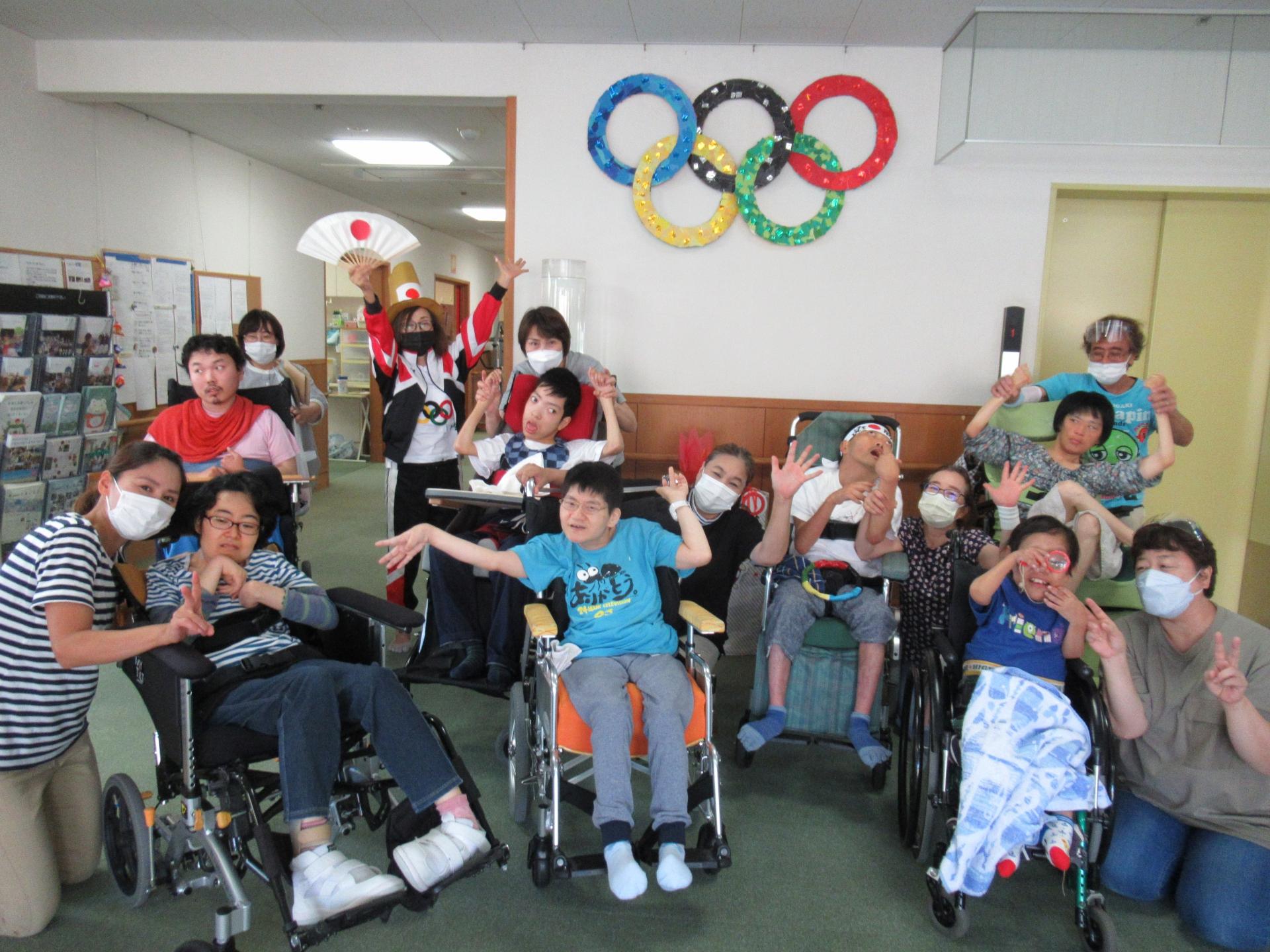 オリンピック週間パート2!