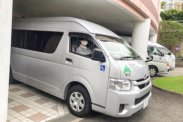 募集中!障害者支援施設の送迎ドライバー(芦名/ゆう)